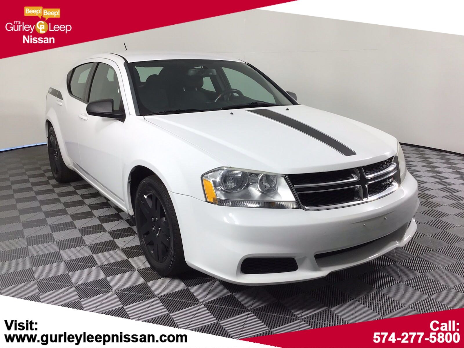 2013 Dodge Avenger Se >> Used 2013 Dodge Avenger Se Fwd 4dr Car