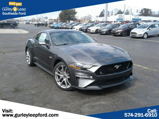 New 2019 Ford Mustang GT Premium RWD 2dr Car