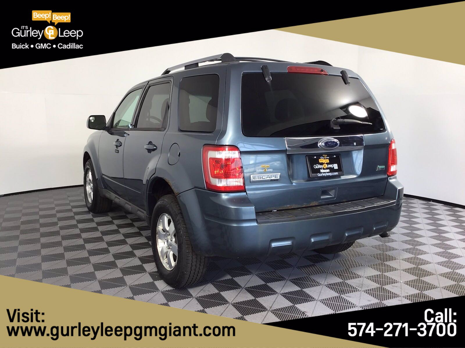 Pre-Owned 2010 Ford Escape