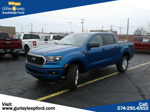Gurley Leep Ford >> New 2019 Ford Ranger XLT Crew Cab Pickup #790402 | Gurley ...