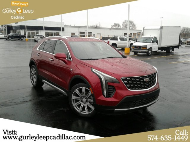 New 2019 Cadillac Xt4 Awd Premium Luxury Awd