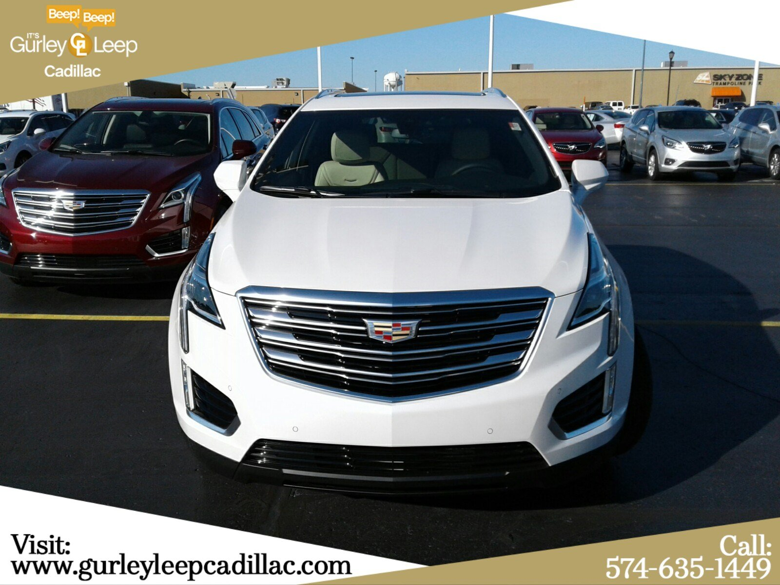 New 2019 Cadillac XT5 Premium Luxury AWD