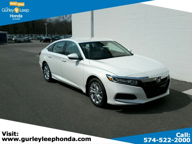 New 2019 Honda Accord Sedan LX 1.5T FWD