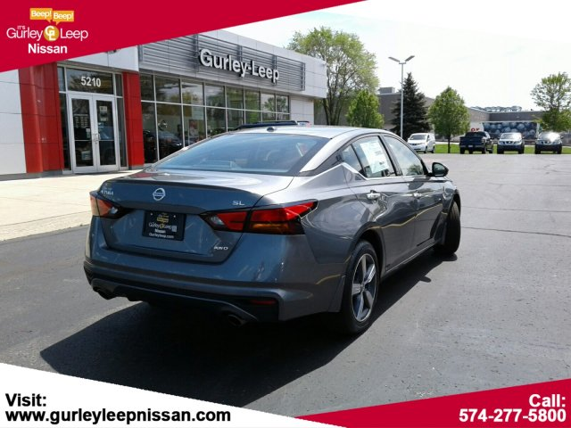 New 2019 Nissan Altima 2 5 SL AWD