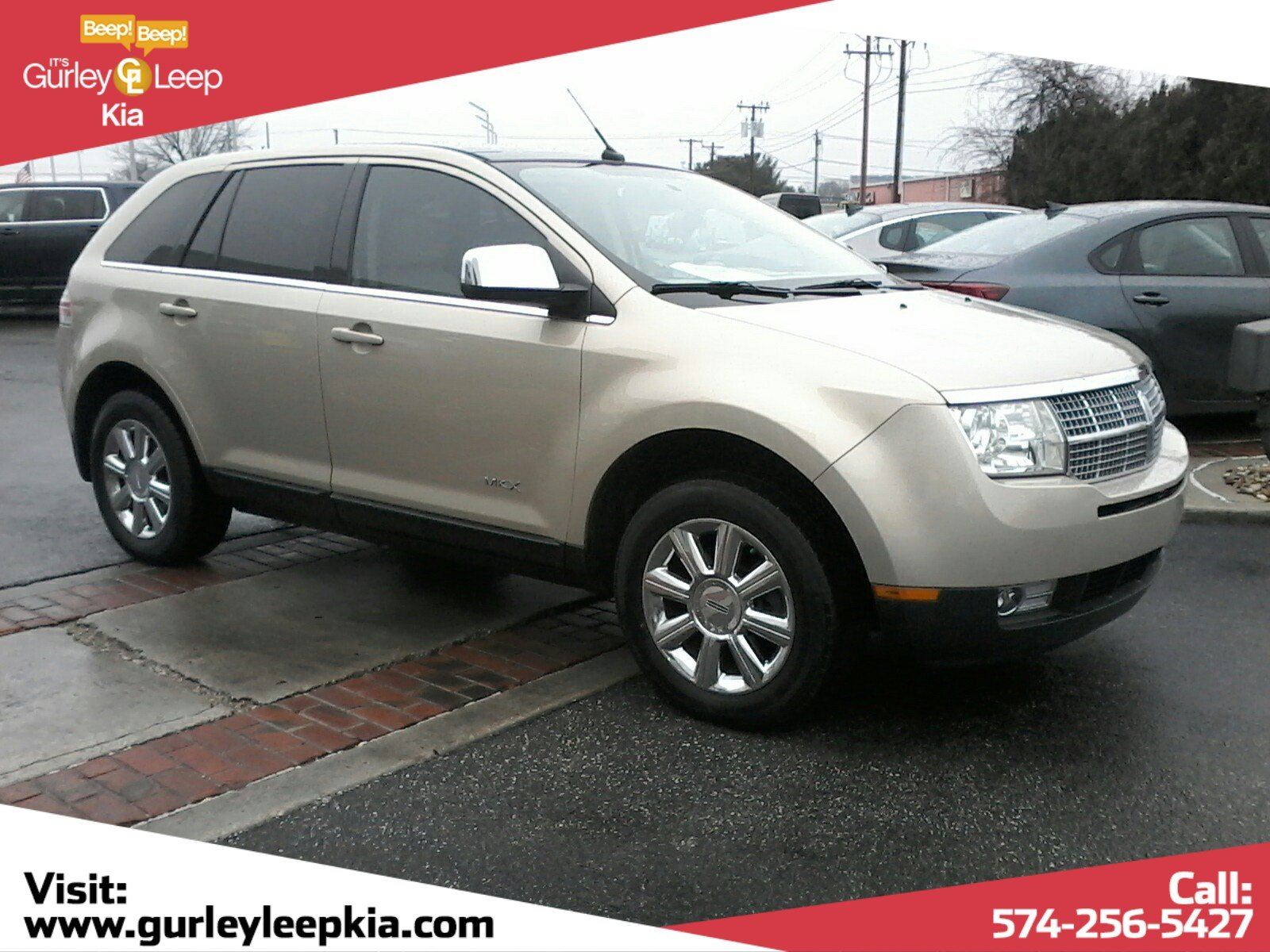 Pre Owned 2007 Lincoln MKX Base Sport Utility YD52402