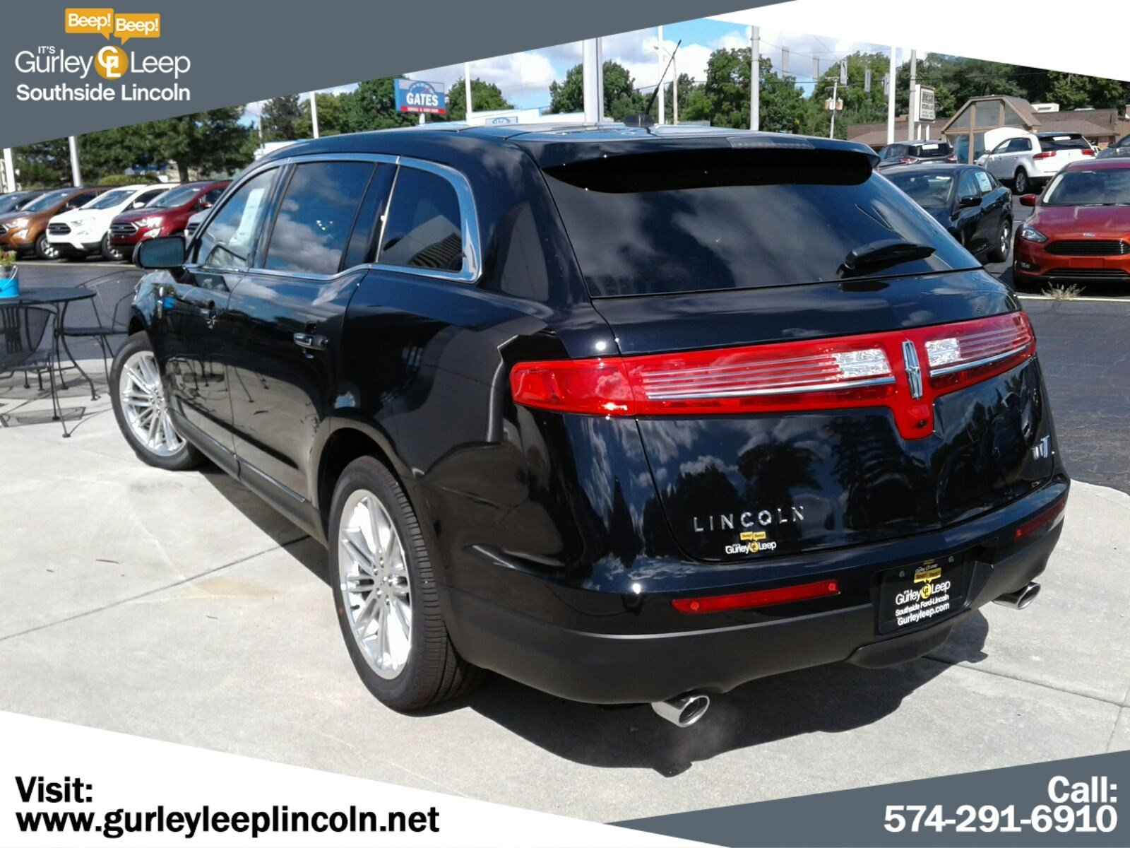 New 2019 Lincoln MKT Reserve