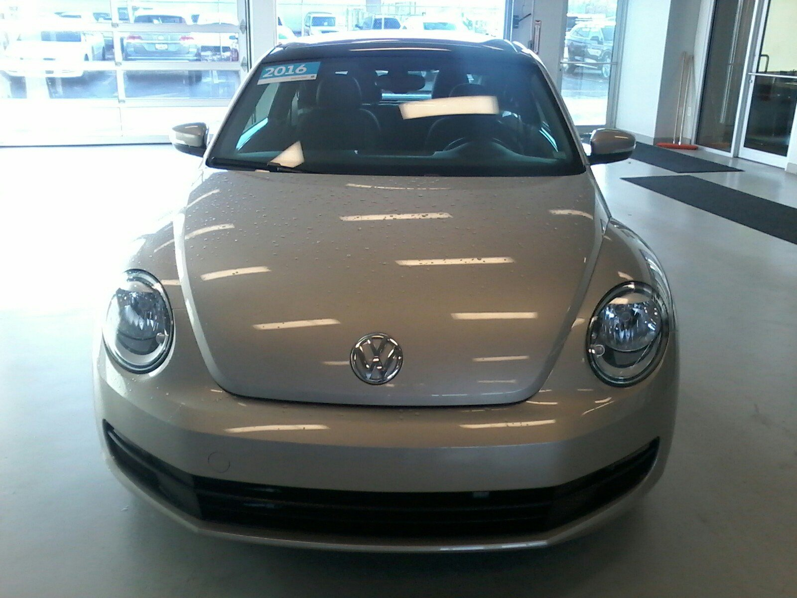 Certified Pre-Owned 2016 Volkswagen Beetle Coupe 1.8T SEL