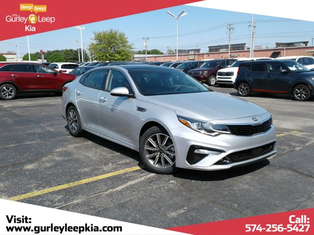 New 2019 Kia Optima EX FWD 4dr Car