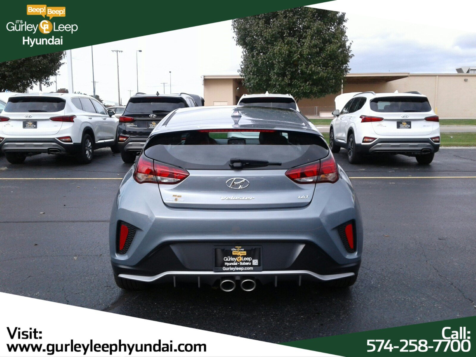 New 2019 Hyundai Veloster Turbo