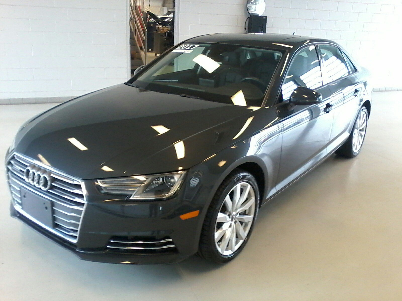 Certified Pre Owned 2017 Audi A4 Premium
