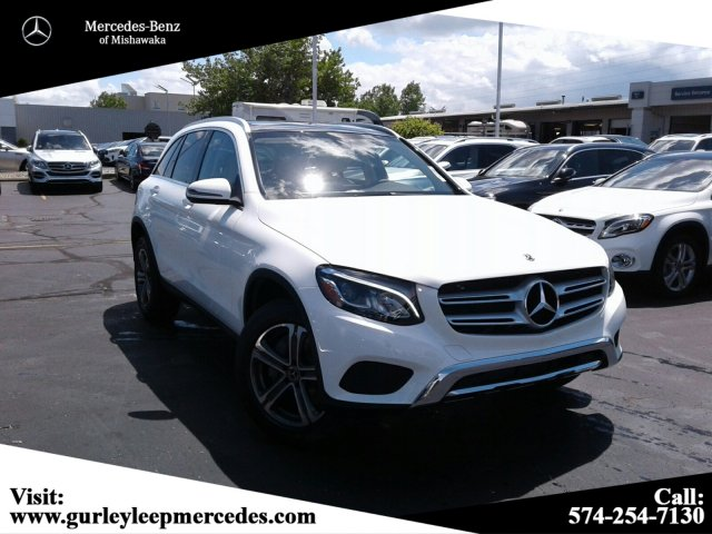 New 2019 Mercedes-Benz GLC 300 AWD 4MATIC