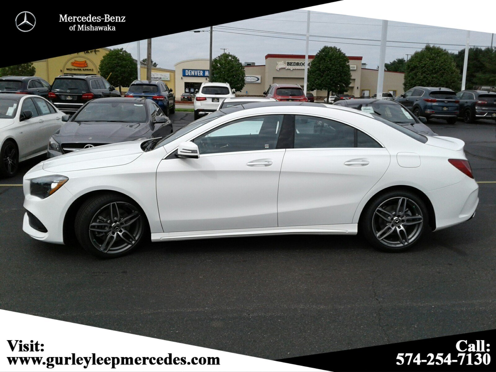 New 2019 Mercedes Benz Cla Cla 250 Coupe 397097 Gurley Leep