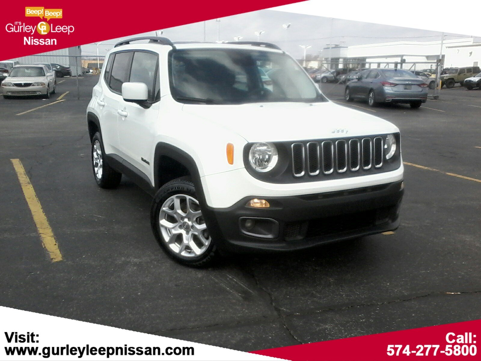 2017 jeep renegade sport 1.4l manual 4wd suv