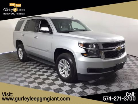 Certified Pre-Owned 2019 Chevrolet Tahoe LT