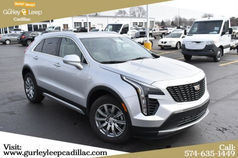 New 2019 Cadillac XT4 AWD Premium Luxury