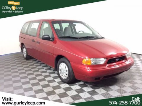 Pre-Owned 1998 Ford Windstar Wagon GL