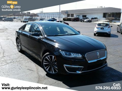 New 2019 Lincoln MKZ Hybrid Reserve II