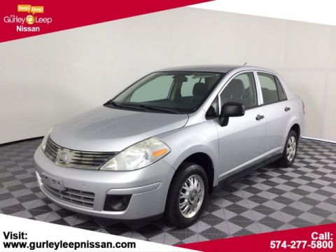 Pre-Owned 2009 Nissan Versa 1.6 Base