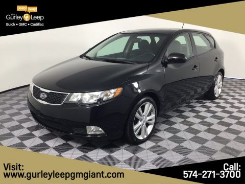 Pre-Owned 2012 Kia Forte 5-Door