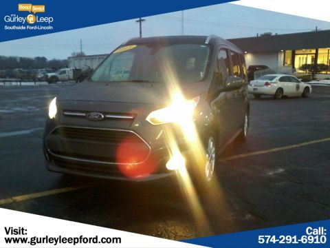 Certified Pre-Owned 2015 Ford Transit Connect Wagon Titanium