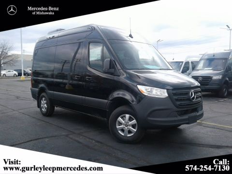 New 2019 Mercedes-Benz Sprinter Passenger Van Passenger Van 144 in. WB
